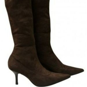 Boot for girls brown